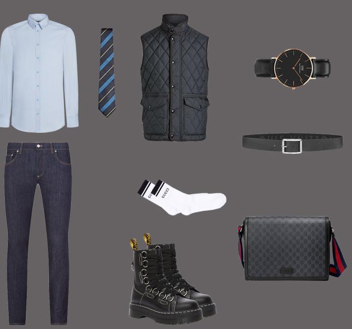 """Phong cách workwear – chất """"đời"""" của đàn ông"""