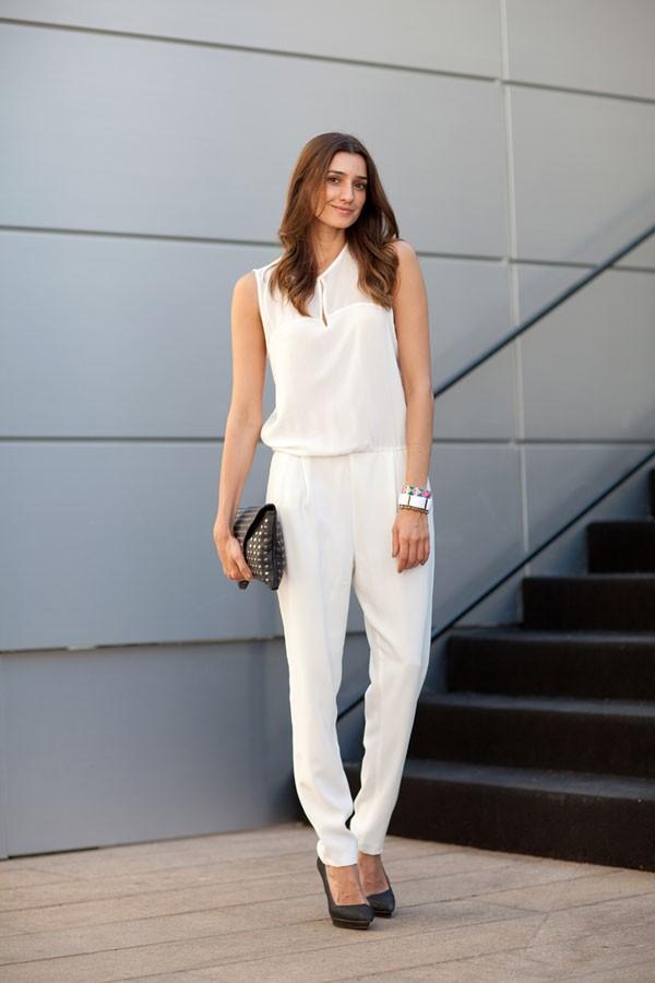 Quần trắng - item giúp bạn tỏa sáng với đủ các style khác nhau