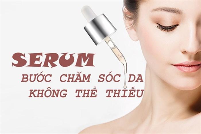 Cách chọn Serum dưỡng da phù hợp cho làn da của bạn