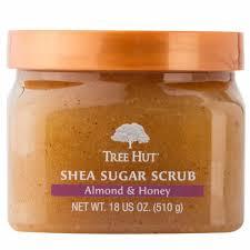 Tẩy tế bào chết Almond & Honey