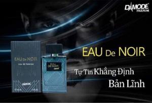 Nước Hoa Cao Cấp Dành Cho Nam - EAU DE NOIR 45ML