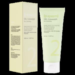 Sữa rữa mặt chuyên biệt dành cho da dầu , mụn, hỗn hợp - GEL CLEANSER OIL CONTROL