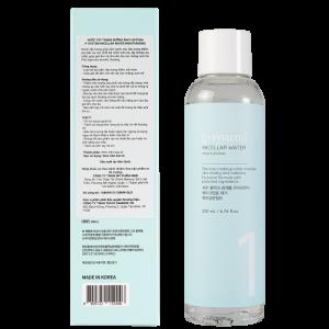 Tẩy trang chuyên biệt dành cho da khô, da mất nước, da nhạy cảm - MICELLAR MOISTURIZING